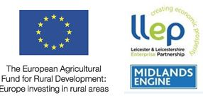 Logo for Leicester and Leicestershire Enterprise Partnership