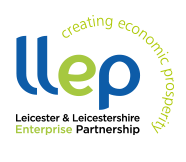 Logo of Leicester and Leicestershire Enterprise Partnership Limited (LLEP)