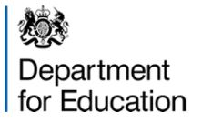 Logo of Department for Education